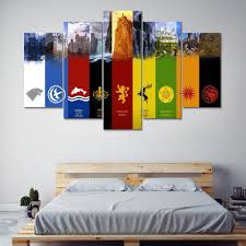 Online Wholesale Home Decor by Online Buy Wholesale Game Of Thrones Home Decor Wall Art Picture