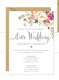 downloadable wedding invitations wedding printable invitations free printable wedding invitations