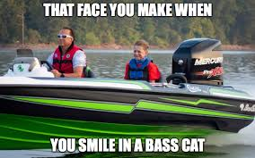 Cat Buy A Boat Meme - bass cat boats meme contest make your own meme using facebook
