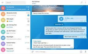 Telegram Web Telegram S Desktop Update Adds Design Tweaks And Custom Themes