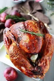 turkey recipe aromatic lemon apple and herb turkey flirting