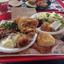 Kfc With Buffet by Kfc 23 Photos Chicken Wings 4702 Nw Cache Rd Lawton Ok