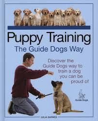 puppy training the guide dogs way julia barnes 9781842862353