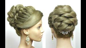 beautiful hairstyles for function easy wedding hairstyle bridal