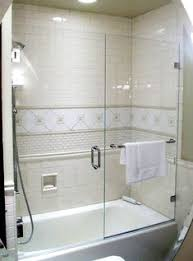 Shower Door Tub Tub And Shower Combo The Shower Enclosure Is By Dreamline Http