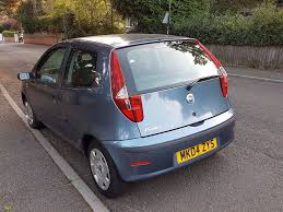 2004 fiat punto 1 2cc new mot service hisotry cambelt replaced