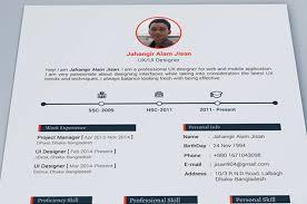 web resume 15 free creative resume templates for photoshop and illustrator