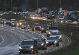 turnpike closes e z pass express lanes at warrendale for an