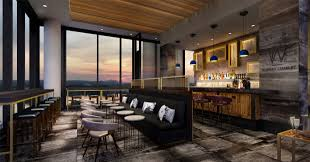 Home Design Magazine Washington Dc Washington Dc U0027s New Rooftop Bar Set For October Opening