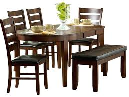 oval dining table set for 6 oval dining table set with leaf seafever site