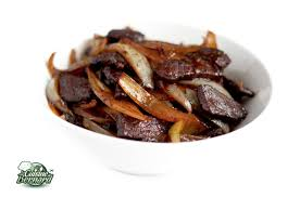 comment cuisiner le coeur de boeuf la cuisine de bernard bœuf sauté aux oignons