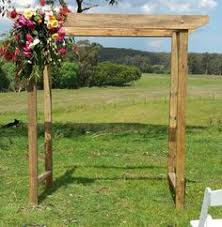 wedding arches hire wedding arch arbor rustic shipping not included rustic style