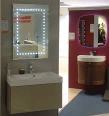 here are a couple of modular basin on display in our head office