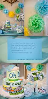 oh the places you ll go baby shower oh the places you ll go dr seuss inspired baby shower the