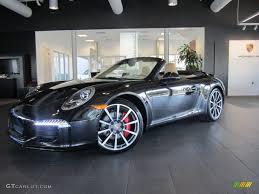 porsche 911 convertible black 2013 black porsche 911 carrera s cabriolet 75787800 gtcarlot