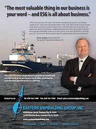 about eastern shipbuilding group custom built vessels fl