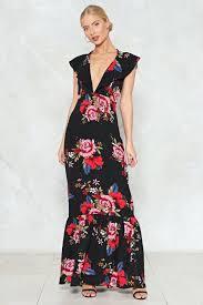 it s a dive floral maxi dress shop clothes at gal