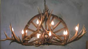 How To Make Antler Chandeliers L Lighting Real Antler Chandelier Elk Chandelier Deer