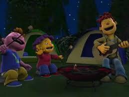 Backyard Science Dvd Camping And Summer Backyard Fun Win A Sid The Science Kid Blanket