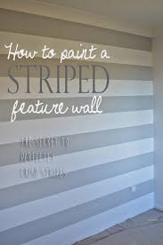 theo u0027s surprise nursery makeover part one how to paint a striped