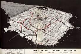Outsidelands Map Exhibit Detail San Francisco International Airport