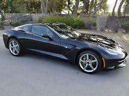 2014 corvette black sold 2014 black c7 corvette with 3lt nav and more for sale by