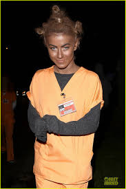 julianne hough crazy eyes u0027orange is the new black u0027 halloween