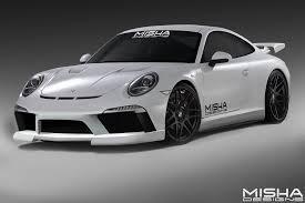 porsche 911 kit misha designs porsche 911 991 kit