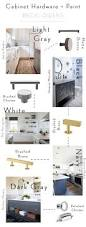 perfect pairs cabinet hardware and paint becki owens kitchen