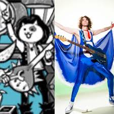 topic this cat from rock revengers is danny sexbang in