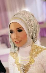 tutorial hijab syar i untuk pengantin live love laugh jilbab pengantin syar i hijab for wedding