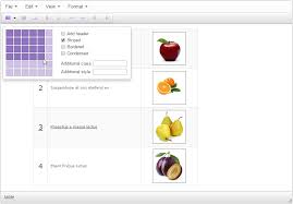 Bootstrap Table Class Tinymce Bootstrap Table Tools Tinymce Plugins