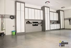 the garage guy cincinnati area custom garage organization