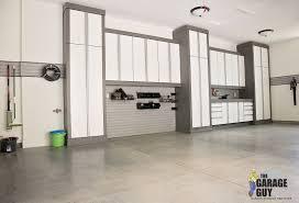 the garage guy cincinnati area custom garage organization garage storage systems designed for your needs cabinets cabinetry tile flooring garage floor coating slatwall overhead storage and shelving