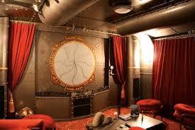 Steam Punk Interior Design Steampunk Design Trend