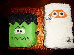 Scary Halloween Cakes by Easy Scary Halloween Cakes