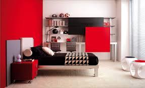 Simple Teenage Bedroom Design With Gray Beds Creating Teenage - Teenager bedroom design