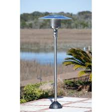 Standing Patio Heater by Steel Natural Gas Patio Heater