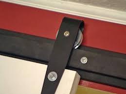 diy barn door track system home design top barn door slidess