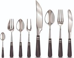 Kitchen Forks And Knives Vector Kitchen Utensils Free Vector 4vector
