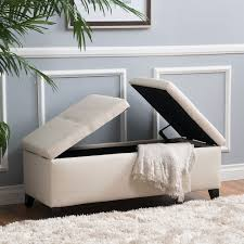 Bed Ottoman Bench Best 25 Small Storage Ottoman Ideas On Pinterest Small Space