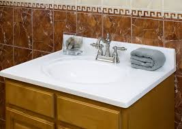 Poured Marble Vanity Tops Cultured Marble Vanity Tops White On White Home Design Ideas