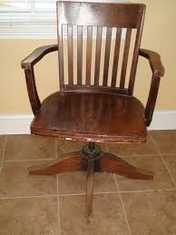 wooden desk chair no wheels best computer chairs for office and