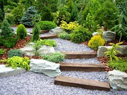 Landscaping Ideas For Small Yards by Hillside Landscaping Ideas On Small Budget Small Japanese Garden