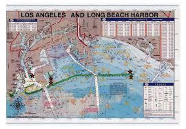 Map Of Los Angeles Area Iodine 131 In Southern California Kelp Focus On Port Area Kelp