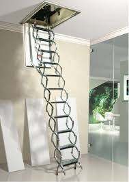 Retractable Stairs Design Appealing Retractable Stairs Design Interesting Retractable Stairs