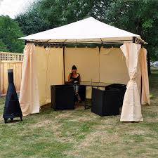 Outdoor Gazebo Curtains by Gazebo Spend Time Outside With Beautiful Amazon Gazebo