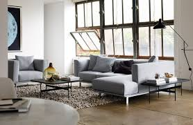 Sofas With Chaise Bilsby Sectional With Chaise Design Within Reach