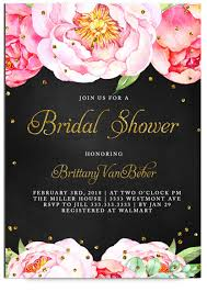 bridal shower invitations cheap chalkboard bridal shower invitation