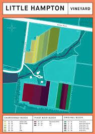 Hamptons Map Shadowfax Little Hampton Pinot Noir 2015